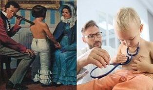 Jak vznikl stetoskop