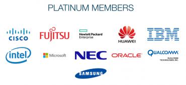 Platinoví členové Linux Foundation