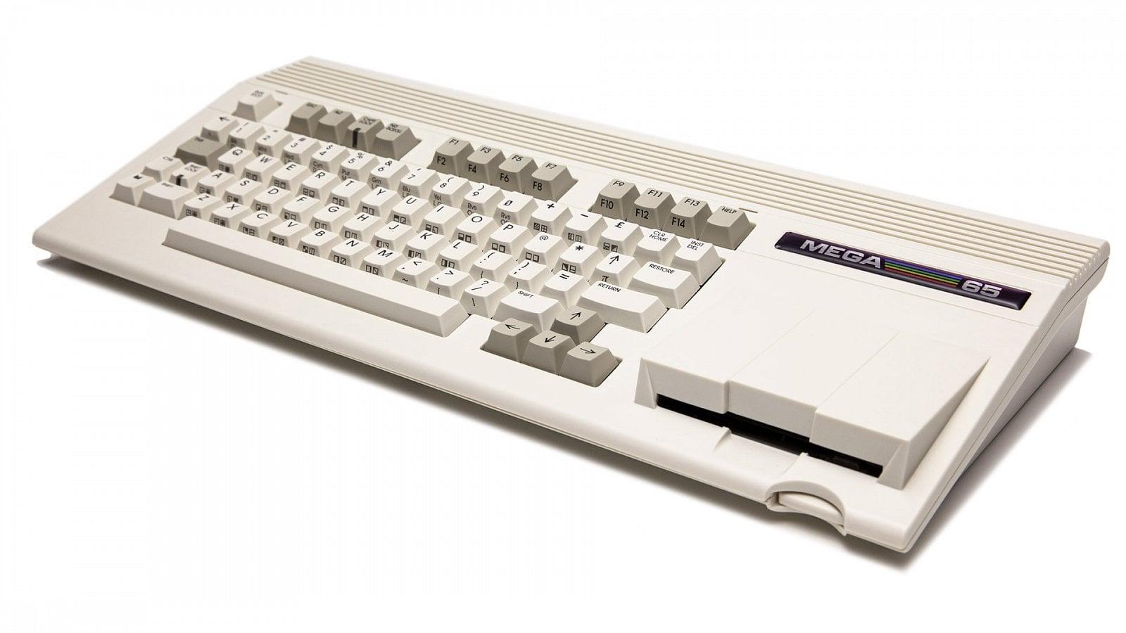 Mega65: modernizovaná verze Commodore 65
