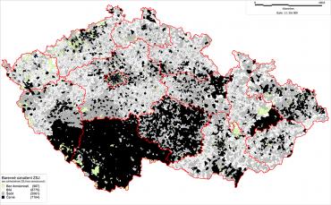 ČTÚ a jeho měření NGA sítí k roku 2014.
