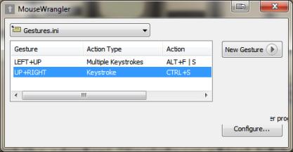 Pomocí MouseWrangler můžete ovládat počítač gesty