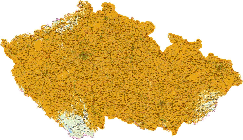 ČRa-pokrytí přechodové sítě 12 k 15-12-2017