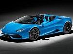 Lamborghini Huracán LP 610–4 Spyder– emoce světrem ve vlasech