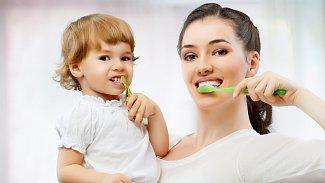 Indikátory zubního plaku: ukážou, kde jsou špatně vyčištěnézuby