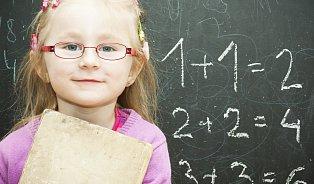 Tupozraké dítě může oči cvičit