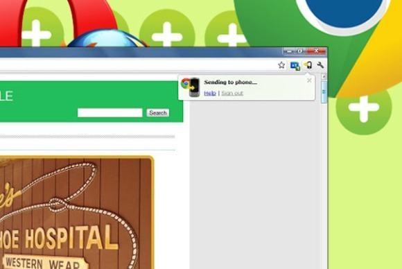 Chrome to Phone