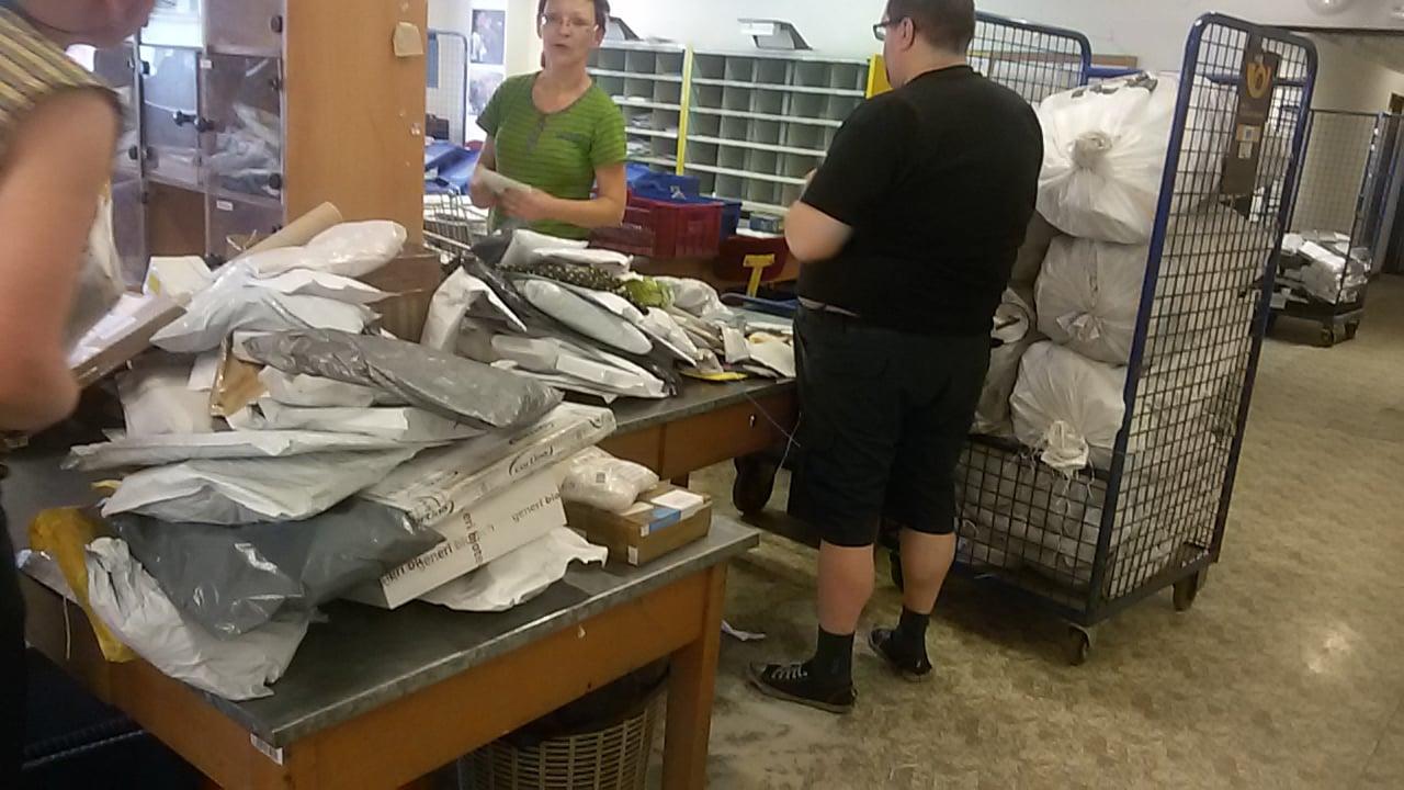 Jeden den s poštovním doručovatelem