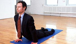 Zatraceně horká jóga
