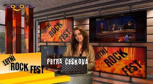 Moderátorka Rádia Čas Petra Češková je nově také tváří televize Pohoda.