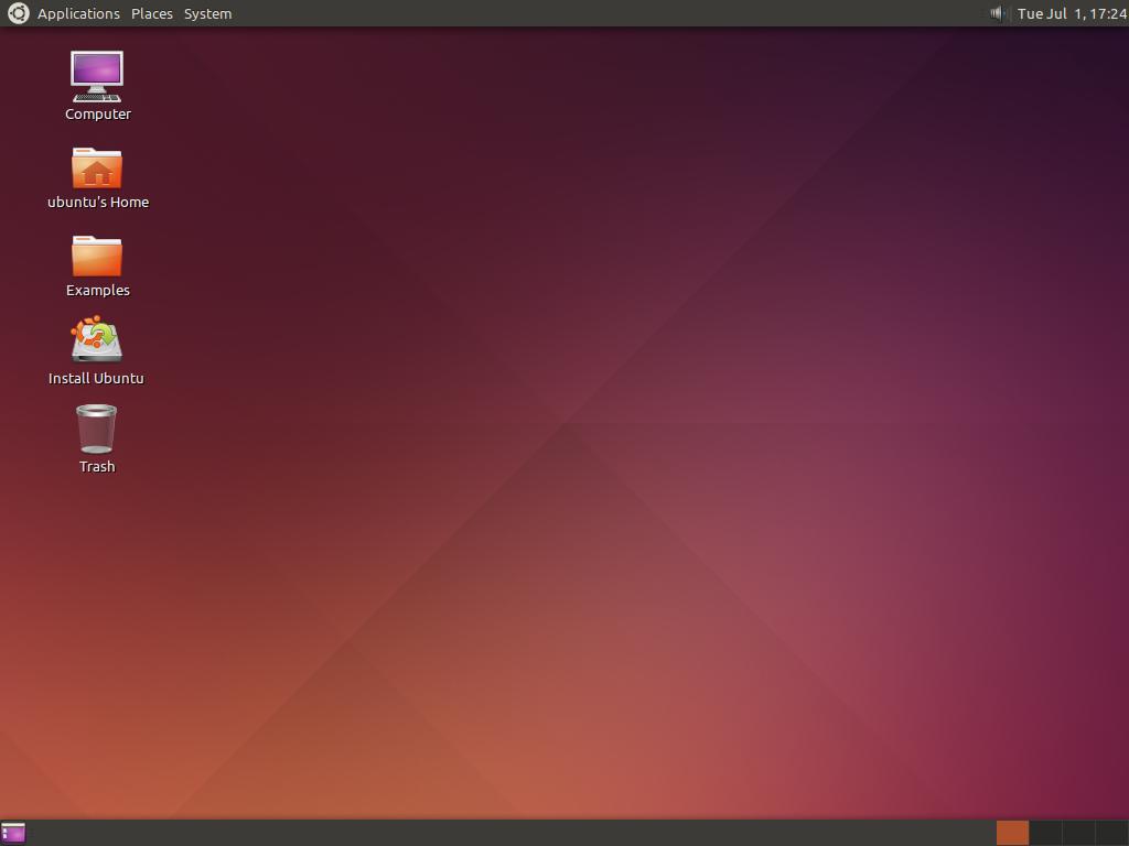 Ubuntu MATE 14.10 (vývojová verze)