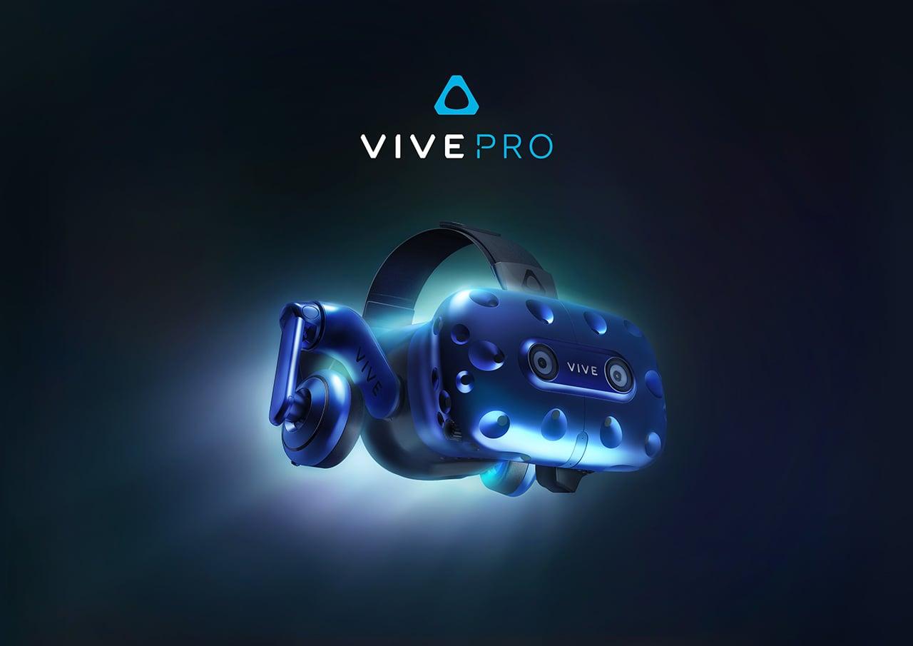 VR brýle HTC Vive Pro