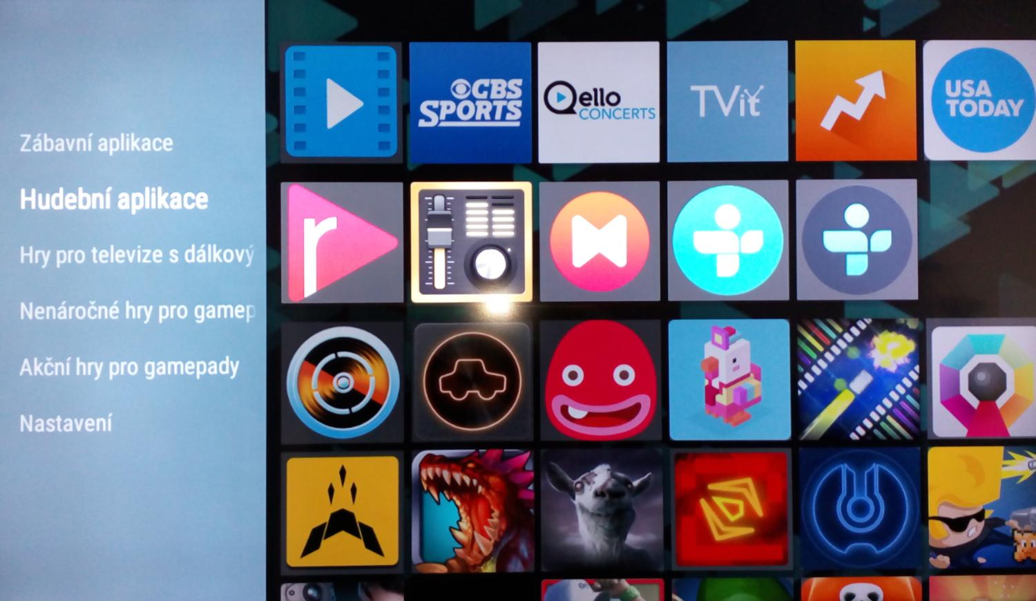 Android TV - Google Store (Play)