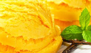 Domácí zmrzliny podle receptu šéfkuchaře