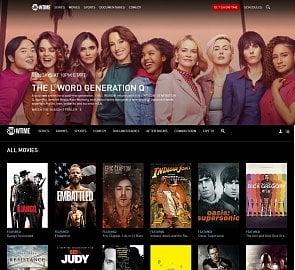 Streamovací služba Showtime