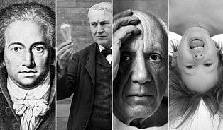 Ještě kADHD: co měli společného Goethe, Picasso, Edison a možná ivášsyn