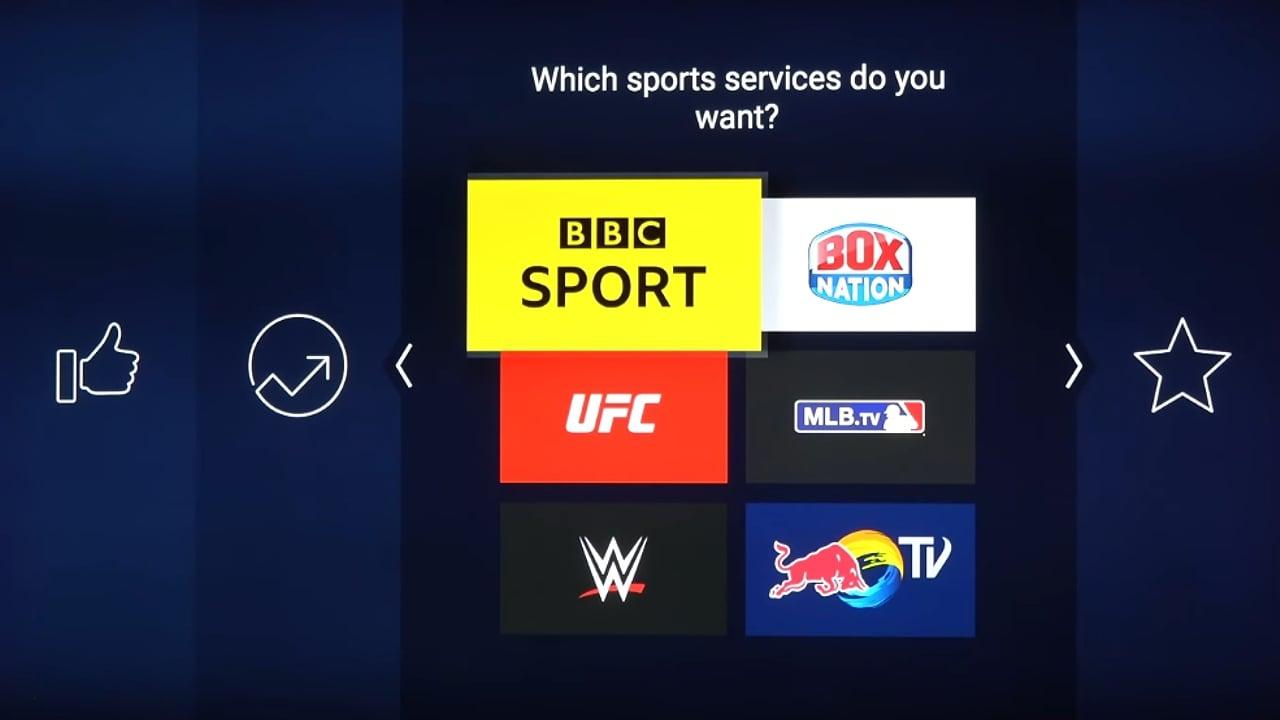Amazon Fire TV Cube 2: Přidávání aplikací