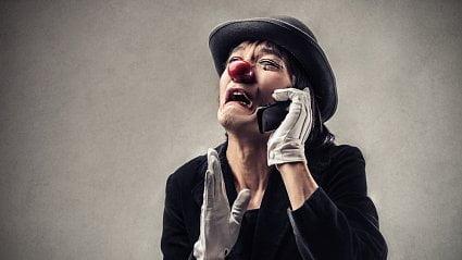 Vitalia.cz: Vydírání pitomé a vydírání citové