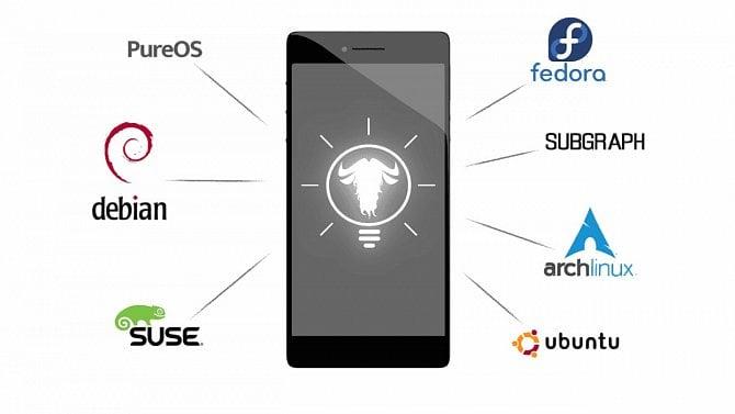 Librem 5: nešmírující a svobodný mobil sLinuxem žádá opodporu