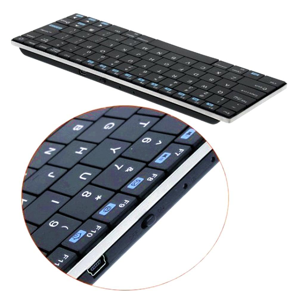 Bezdrátová klávesnice Rii i9 BT Ultra Slim