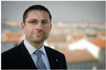 Novým členem vedení České exportní banky se stal Jiří Schneller.