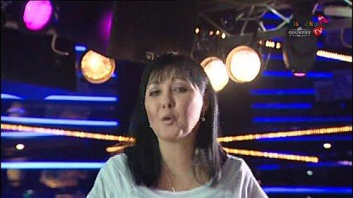 """Podoba loga stanice """"TV Písnička a Country no.1"""" v době, kdy je programový blok vyhrazen Televizi Písnička"""
