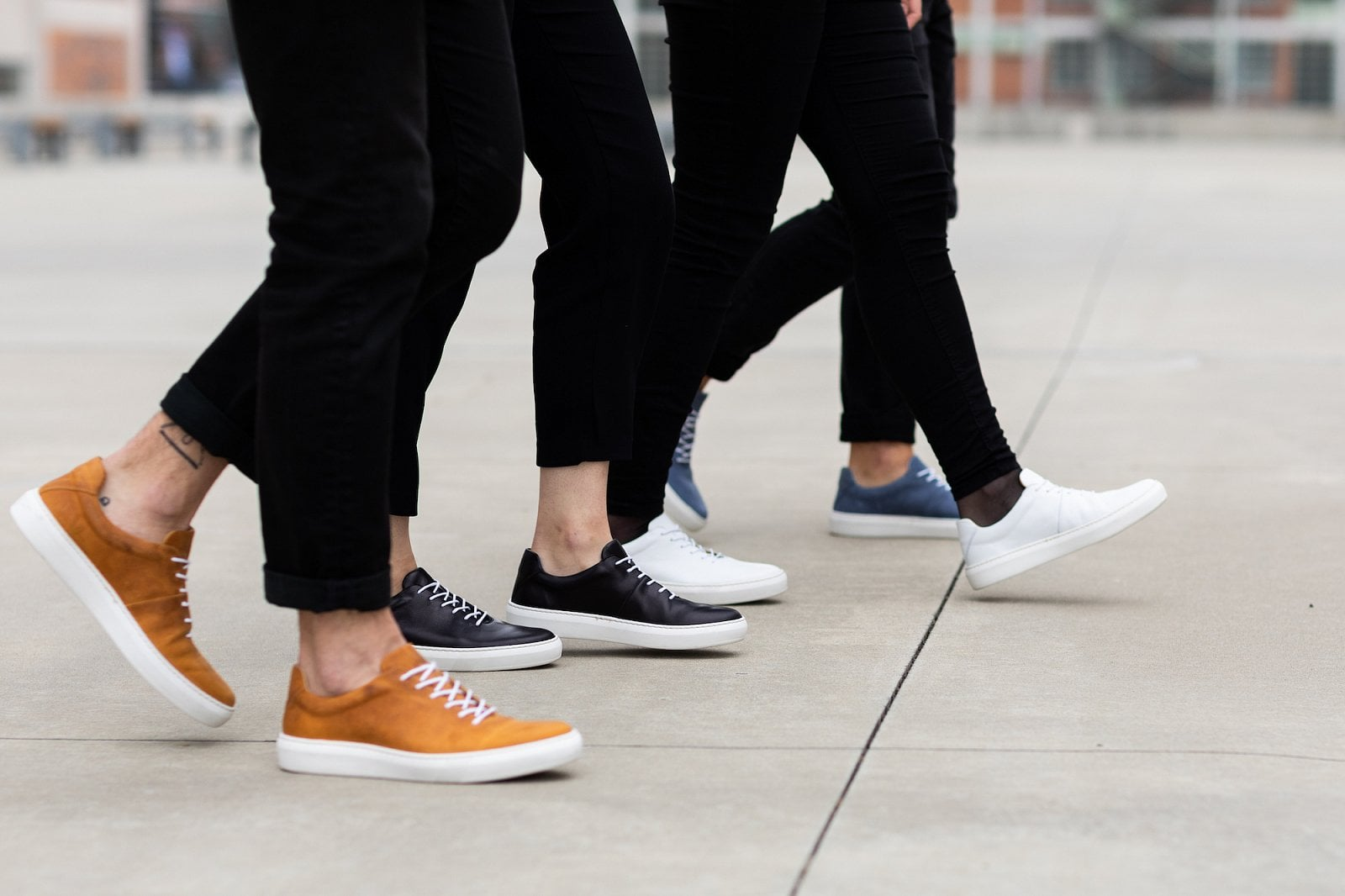 Vasky vyrábí kvalitní koženou obuv