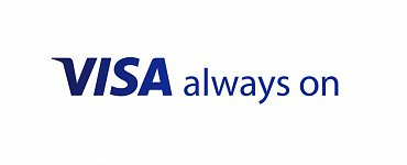 Logo společnosti Visa Europe.