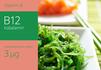 Vitamín B v potravinách