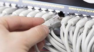 Ethernet připojení