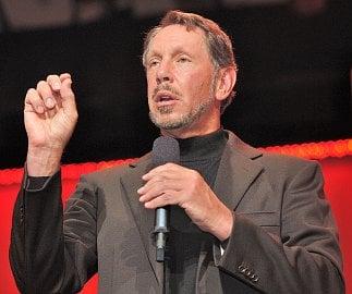 Larry Ellison v roce 2009