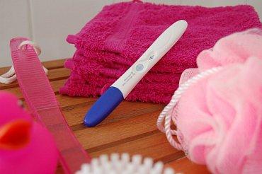 těhotenství test