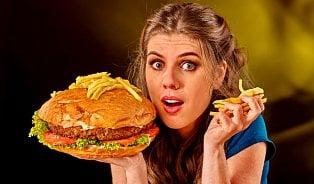 Hledali jsme zdravé jídlo ve fast foodu