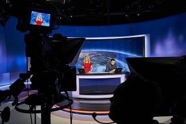 Studio zpravodajství TV Nova