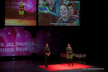 Lenka Říhová a Iva Jelínková