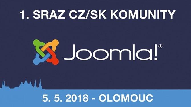 [aktualita] První sraz Joomlistů proběhne začátkem května v Olomouci