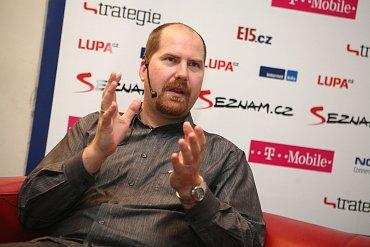 Ondřej Filip (výkonný ředitel sdružení CZ.NIC)