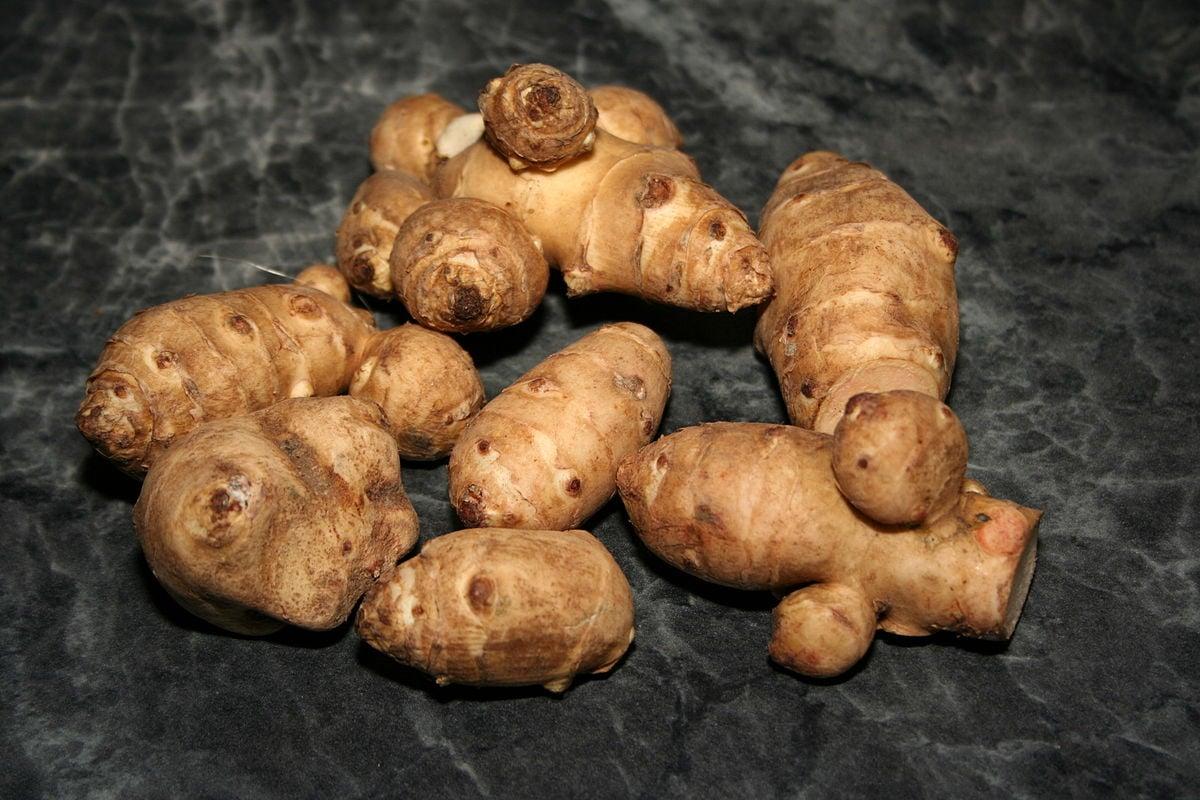Topinambur – sladší a jemnější než brambory