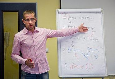 Workshop s Petrem Stejskalem