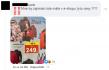 Zákazníci supermarketů a jejich reakce na sociálních sítích