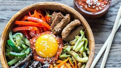 Vitalia.cz: Bibimbap:korejské jídlo– těžce návykové