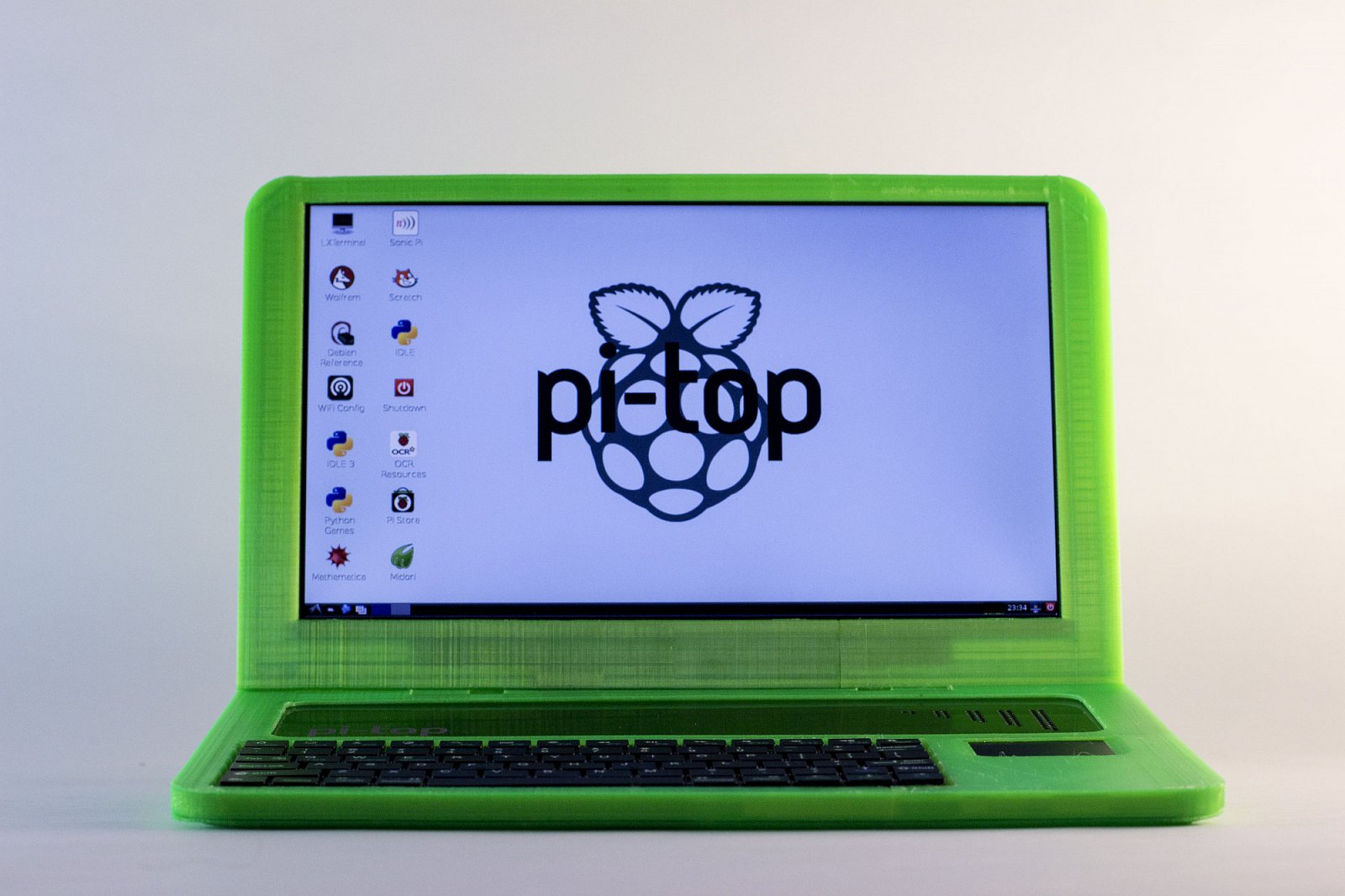 Pi-Top: notebook se srdcem Raspberry Pi