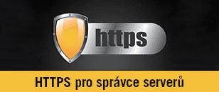 HTTPS pro správce web serverů