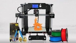 Lupa.cz: Jak vybrat 3D tiskárnu na domácí tisknutí
