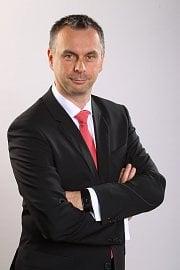 David Formánek, předseda představenstva a generální ředitelem Modré pyramidy stavení spořitelny