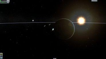 Kerbal Space Program - obrázky ze hry.