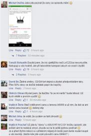 Veselo v CZC.CZ na Facebooku. Prostě když slevy nejsou slevy.
