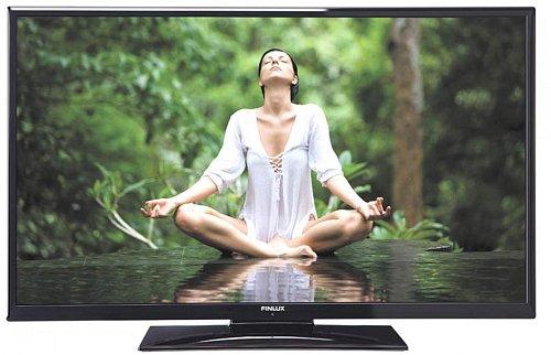 Design nijak očarující, ale kvůli stylovosti si tenhle televizor kupovat nebudete.