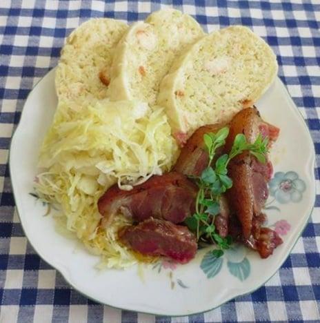 Knedlíky tradiční i speciální, takové vaří Knedlíky Láznička.