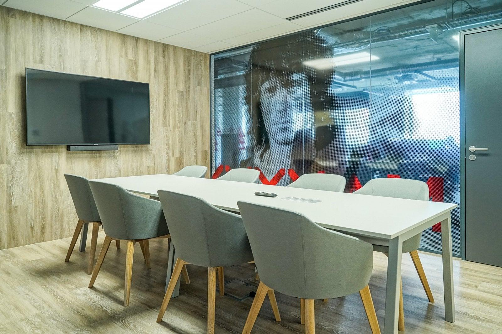 Nová budova TV Prima ve Strašnicích