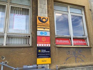 Pošta Ostrava 8.